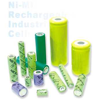 Ni-MH Rechargeable Battery , Industrial Batteries